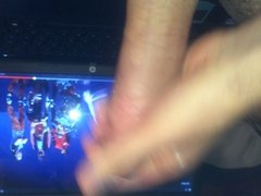 Stroking to Taylor Swift Shake It Up