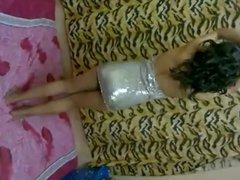 Egyptian crossdresser Ingy dance 05