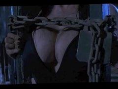 Video montage of big boobed celebrities