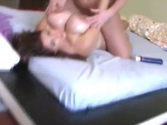 Lesbians in the bed
