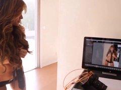 Kelly Kelly - Behind the Scenes of her 2014 Calendar Shoot