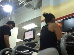 gym big booty latina 2