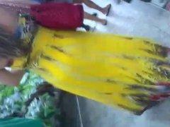 Milf de vestido