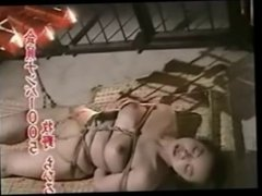 Hot Waxed And Tied Asian Teens