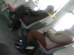 flashing dick in a tram-01