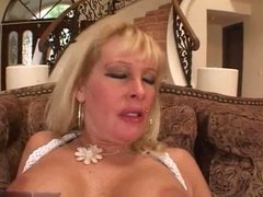 Maid Creampie  and Facial