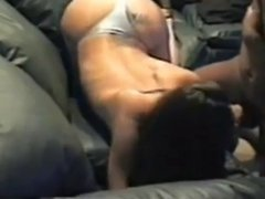 Cheating Wife Suck and Fuck Black Neighbour