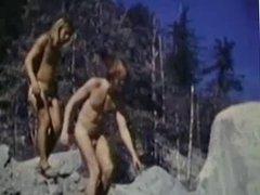 Vintage outdoor fucking!!!