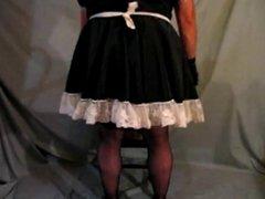 tv maid glenis spanking