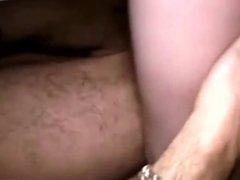 Barebacking a hairy hole.