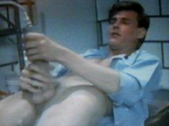 huge dick in vac tube pumping