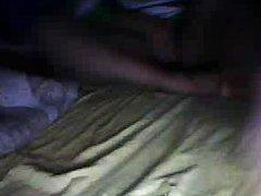 Straight guys feet on webcam #416