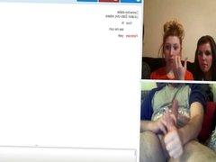 RouletteChat 31 - FUN Girls Reactions  - CHK