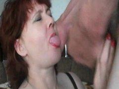 Redhead mature wife