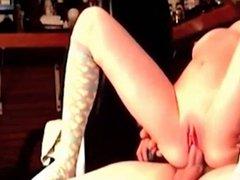 porno avec blonde