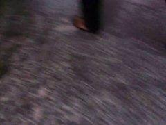 Loira no Metro