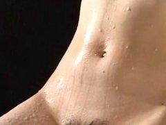 Bates Asian Has Her Titties Milked