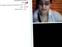 Ballbusting on Chatroulette