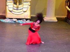 Alla Kushnir sexy Belly Dance part 148
