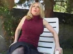 Nina Hartley  Hot Outdoor Sex POV