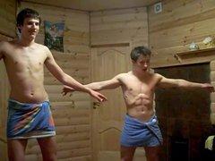 Jungs in der Sauna 10 - Sauna Boys 10