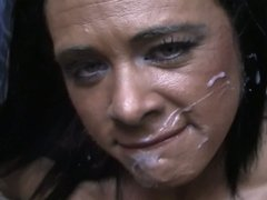 Goddess of Iron Takes a POV Facial