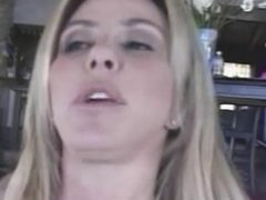 big tit milf seduces young man