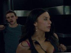 Elizabeth Banks, Genesis Rodriguez - Man on a Ledge