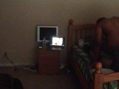 Thick White Boy Breeds Horny Black Jock