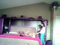 Wife Punishes Husband Well