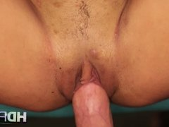 HD POV Gulliana Alexis brown eyes brown hair cum on face