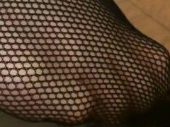 Lana in Pantyhose