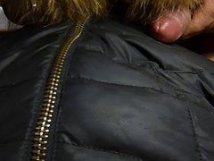 moncler sperm seks kurtka fet puxovil