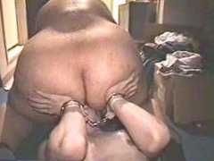 Jav bbw- Taking her ass against his will