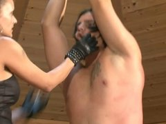 Hard Whipping mistress