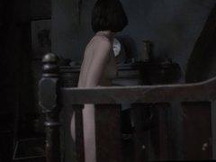 Hairy Suzanna Hamilton 1984 (Nude Celebrity)