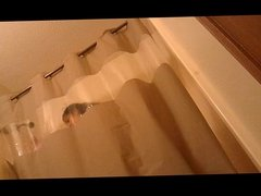 Tight teen caught in shower spy