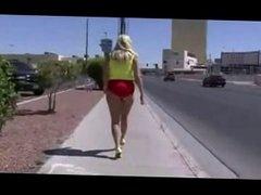 Kayla Kleevage streethooker - Bigger