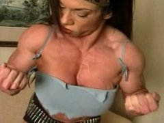 Wendy Mcmaster Female Bodybuilder