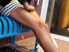 Bare Candid Legs - BCL#034