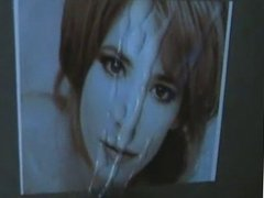 Compilation cum on Mylene Farmer
