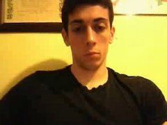 Straight guys feet on webcam #515