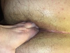 Getting fingered by my wife