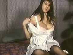 DEEP DOWN - vintage striptease nylons stockings