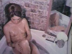 Panties Washing, Pussy Rubbing