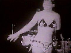 CANDY DANCE #2 - vintage go-go striptease part two