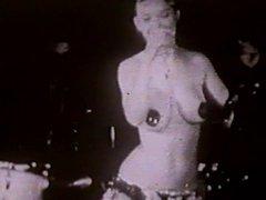 CANDY DANCE #3 - vintage go-go striptease part three