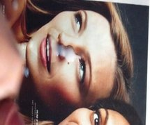 Blake Lively & Zoe Saldana Cum Tribute MMBK