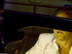 Cameron Diaz Humping the car