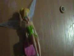 Cum on figure Tinkerbell compilation
